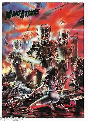 1994 Topps Mars Attacks Base Card (#70) Ted Boonthanakit's Cover #4