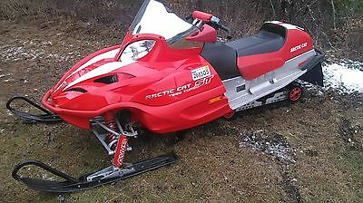 2005 Arctic Cat ST T660 Turbo Snowmobile