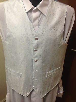 Hector James Waistcoat, Patterned, Various Sizes, Wedding / Formal Wear (029)