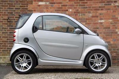 2006 Smart Fortwo 0.7 City BRABUS 3dr