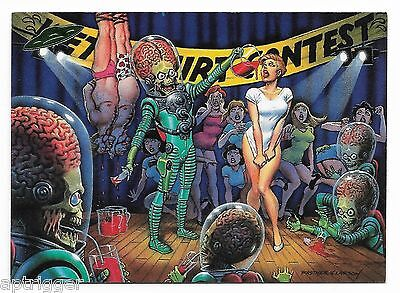 1994 Topps Mars Attacks Base Card (#86) New Visions