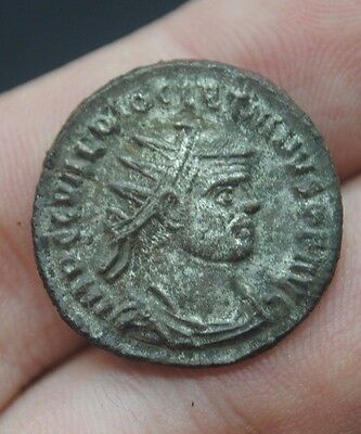 Unresearched Ancient Roman Good Grade Bronze Coin