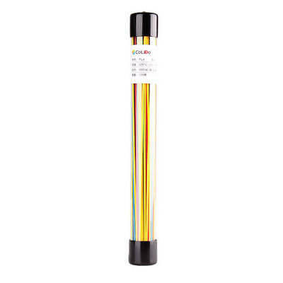 CoLiDo Standard Multi-Colour PLA 1.75mm 3D Pen 100 Filament Refill Pack LFD0435Q