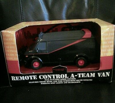 A Team Remote Control Van (Brand New In The Box) CONTROLLER IS IN THE BOX