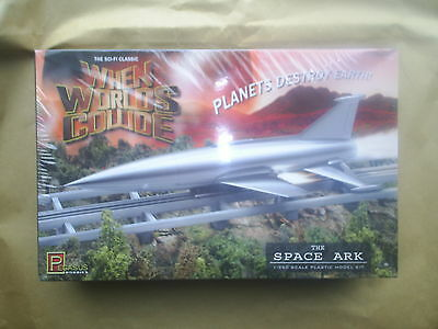 Pegasus Model The Space Ark When Worlds Collide Scale 1:350