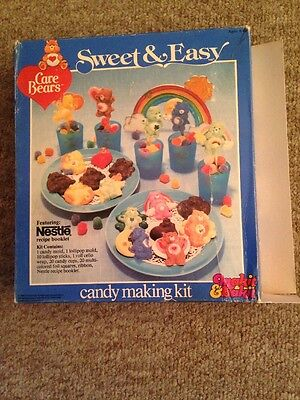 Care Bears Sweat And Easy Chocolate Moulds Lilly's