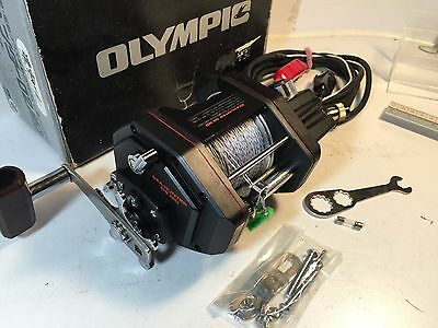 Oimpic SEAHUNTER  02 MD   Electric Deep Sea fishing reel