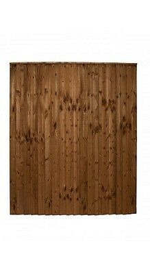 Cheap !!! 7Ft Fence Panels Top Quality Pressure Treated Heavy Duty Feather Edge