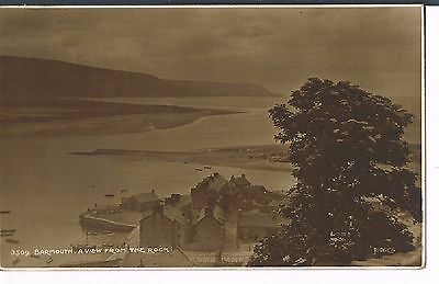 Judges  Postcard Barmouth From The Rocks 1918