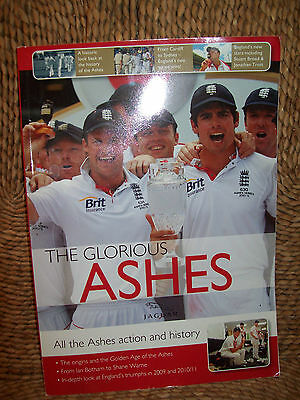 Magazine Ashes 2011 In -Depth England's Triumphs
