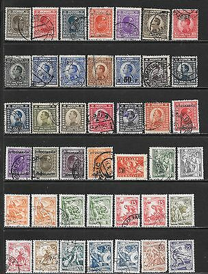 YUGOSLAVIA Interesting and Diverse Mint & Used Issues Selection 'J' (Dec 0448)