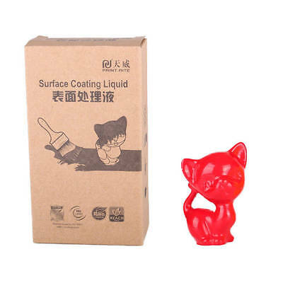 Original Print-Rite / CoLiDo Red 3D Printed Surface Coating Liquid 50ml LFD023R
