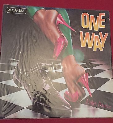 One Way, Fancy Dancer Vinyl Lp