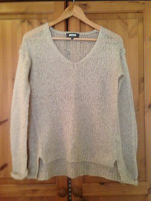 Next Ladies Knitted Jumper Size 10