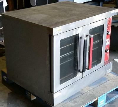 Vulcan-Hart VC4GD-10 Stainless Steel Gas Commercial Convection Oven