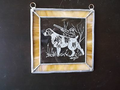 Brittany- Beautifully hand engraved  panel  by Ingrid Jonsson