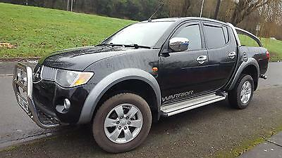 2008Mitsubishi L200 2.5 Double Cab Pickup Warrior STUNNING