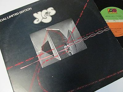 """YES GOING FOR THE ONE LIMITED EDITION (1970s PROGRESSIVE ROCK) 12"""" 45RPM SINGLE"""