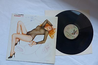 The Cars Vinyle 33 T Lp Candy-O 52148