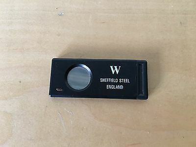 Used -  Cigar Cutter  Corta puros SHEFFIELD STEEL ENGLAND - For Collectors