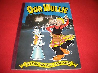 Oor Wullie Annual 1992 In Excelent Condition Like The Broons