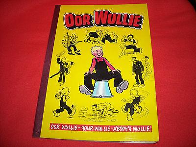 Oor Wullie Annual 1986 In Excellent Condition Like The Broons