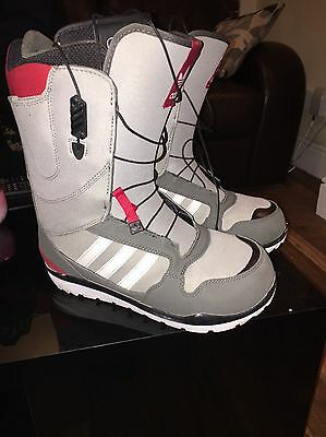 Adidas Snowboard Boots Size 11