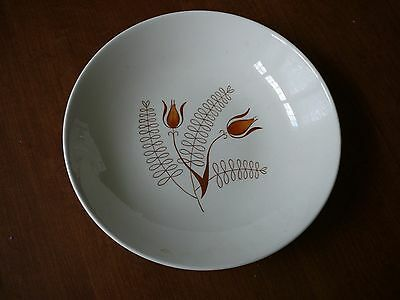 Vintage Tanglewood Serving Bowl by Royal China made in USA