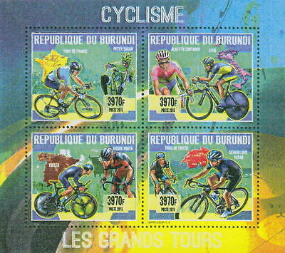 BURUNDI 2016 ** Major Cycling Tours Große Radrennen M/S #027
