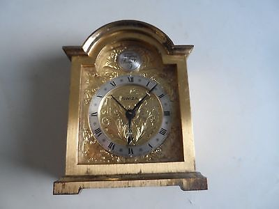 Swiza  8 Day  Tempus Fugite Alarm Clock -  Not Working