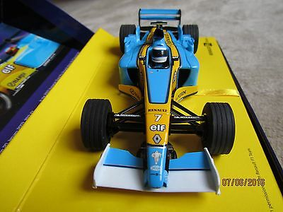 Scaletric Renault R23F1 No.7 limited edition