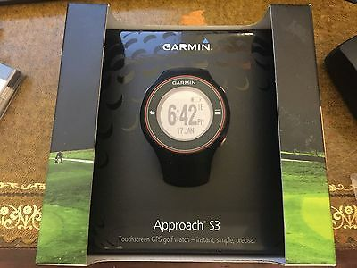 Garmin S3 Approach GPS Golf Watch