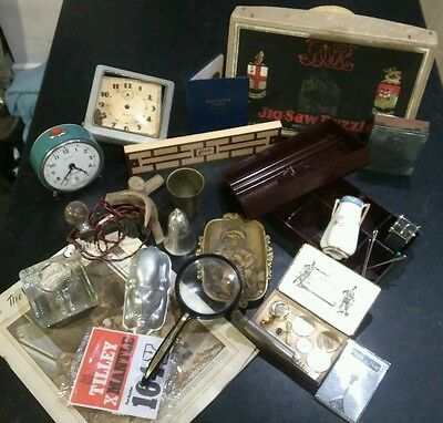 A Quality Mixed Lot Of Mixed Vintage Items