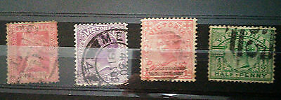 Stamps From Victoria (Australia)