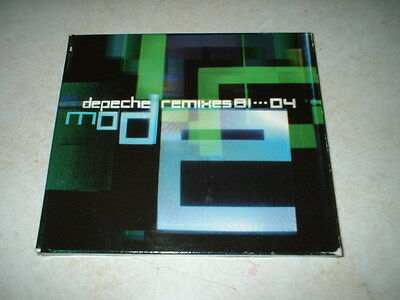 Depeche Mode 81-04 Remixes Deluxe 3 Cd Booklet Set Canadian Canada Rare 2004