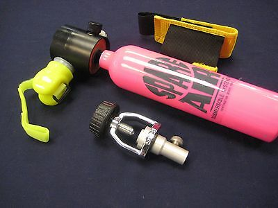 Submersible Systems Spare Air Complete Mini Scuba System
