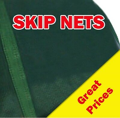 Skip Nets, 5 in total  for Cargo, Lorry/Truck - 18x10 cheapest price on eBay