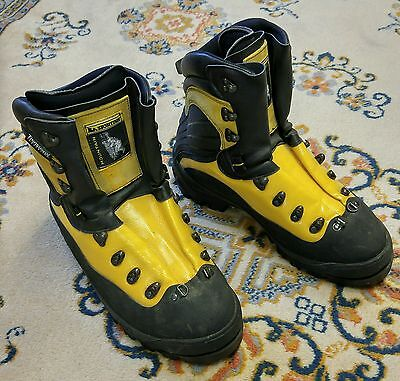 La Sportiva K4S Rock Mountain and Ice Climbing Boot Men's Size 44 1/2 44.5