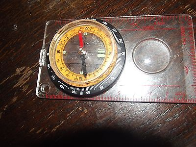 hikers compass