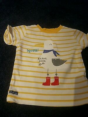 mothercare boys tshirt age 18-24 months