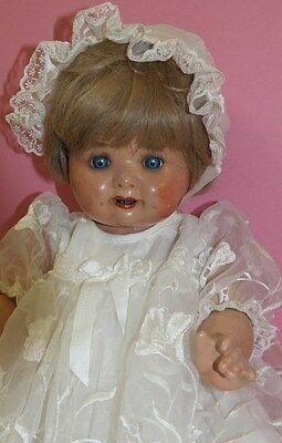 Beautiful Collectable Antique Composition Doll
