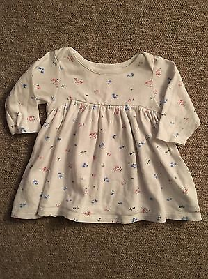Marks & Spencer Baby Girls Floral Tunic/Top 3-6 Months