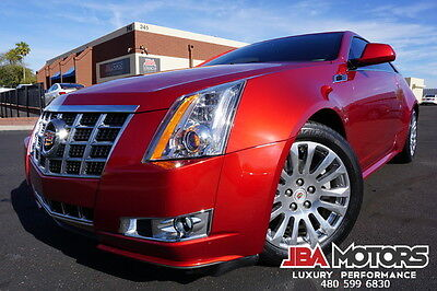 2014 Cadillac CTS 14 CTS Coupe Premium 1 Owner Clean CarFax 2014 Cadillac CTS Coupe Premium Package like 2010 2011 2012 2013 2015 XTS
