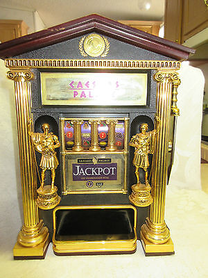 Franklin Mint Official Caesars Palace Slot Machine Collectible