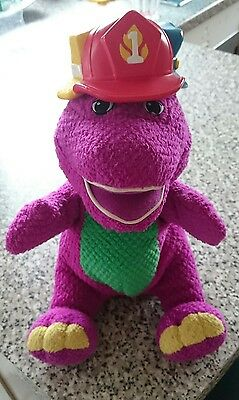 Rare Silly hats barney fisher price musical/talking toy