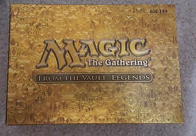 MTG - From The Vault Legends COMPLETE SEALED BOX UNOPENED - MTG Magic - ENG