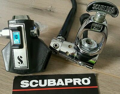 Scubapro Air One Regulator with MK10 in Collectors Item Primo Condition !