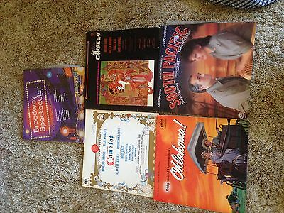Broadway Musical Vinyl Albums- Great Condition