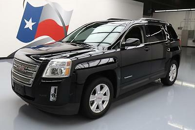 2013 GMC Terrain SLT Sport Utility 4-Door 2013 GMC TERRAIN SLT-1 HTD LEATHER NAV REAR CAM 47K MI #337922 Texas Direct Auto