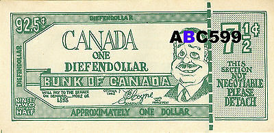 Historic Political Satire From The Sixties - A Diefendollar